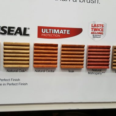 Ronseal Colours